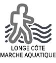 Longe Côte, Marche Aquatique